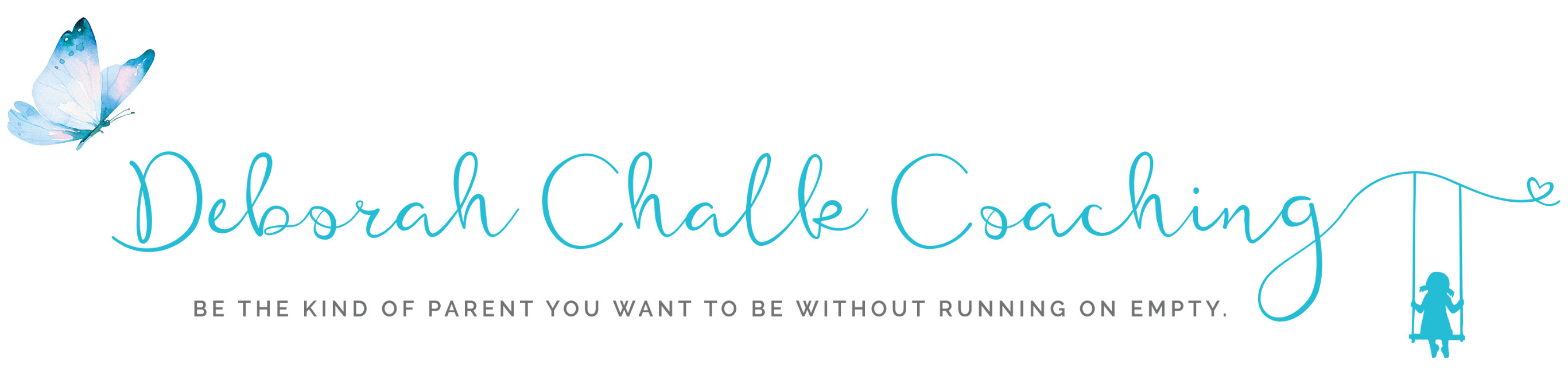 Deborah Chalk Coaching - Be the kind of parent you want to be without running on empty